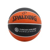 Spalding lopta za košarku Euroleague rep. game ball TF-500 73-985Z