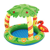Bestway bazen za bebe Tropic Jungle 99x91x71cm 52179